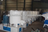 Plastic grinding milling granulator/recycling machine