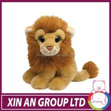 2015 New Product custom plush lion toy, stuffed lion plush toy, soft toy plush lion