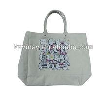 2013 best selling women canvas messenger bag