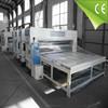with CE certification semi-auto chain feeding flexo printing machine dongguang county