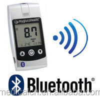 Bluetooth Smart blood glucose meter