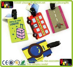 2015 promotional dog sex eu video tag adilia pvc luggage tag/airline luggage tag /pvc luggage tag