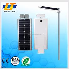 High Quality Motion Sensor Solar outdoor led garden light