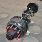 auto sistema de freio feixe rodada eixo fabrica na china