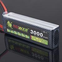 Axis powers LION 14.8V 3000mah 25c LiPo RC Battery 4-Axis