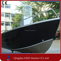 CE Austrilian standard large aluminum fishing boat