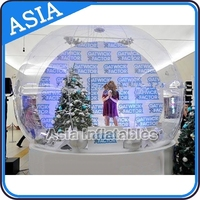 New Design For Christmas Inflatable Snow Globe, Latest Chirstmas Snow Globe For Christmas