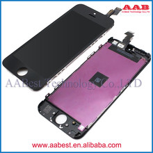 """Lowest For iphone 5s"""" lcd and digitizer,Top quality repair For iphone 5s lcd with touch"""