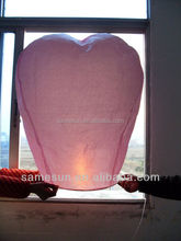 Hot sale cheapest sky lanterns assorted colors for advertising