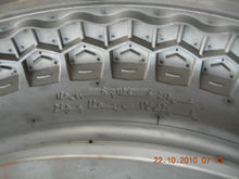 Good quality two piece tyre mould for making tyres
