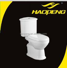 Two Piece Ceramic Bathroom Water Closet Brands