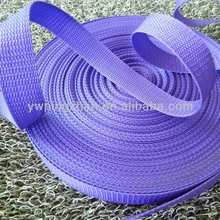 High quality woven recycled pp web