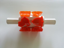 Christmas plastic rolling cookie cutter