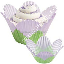 BEST! ! NEW!! Booming flower baking cake cup,cake wrapper ,greaseproof paper cake cup