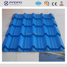 colored corrugated steel roof tile steel price for galvanized roofing sheets cheap galvanized steel metal sheet for roofing
