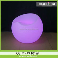 2012 colorful inflatable led lighting star / party decoration