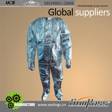 Aluminized Fire Suit for Firefighters
