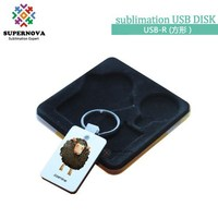 Bulk Buy From China High Quality Sublimation USB Flash Drive
