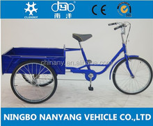 Cargo trike for sale/heavy duty trike/tricycle/box tricycle