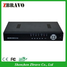 3 in 1 3G&WIFI 4ch 720P Realtime Security Network Hybrid AHD DVR