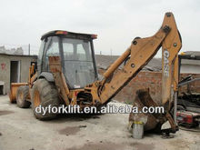 Used Case backhoe