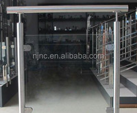 Stainless steel balusterade & handrail B14