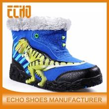 3D T-rex casual kids shoes coolest lighted boys shoes antiskid kids sports shoes