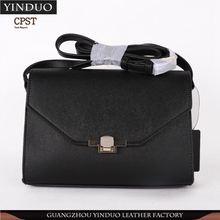 Wholesale Custom Print Vintage Traditional Old School Leather Satchel Bag