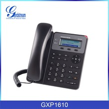 Made in China Low price HD VOIP GXP1610 IP phone for SMBs and home offices