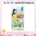 Nueva llegada de la alta calidad del deporte al aire muñeca de la muchacha con pequeño de fútbol