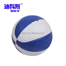 Durable Rubber Material Promotion Basketball For Size 6