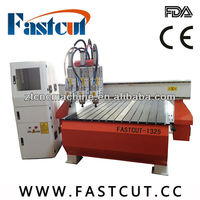 widely used fastcut 1325 woodworking surface planer machine