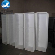 Vacuum forming Customized thick plastic thermoforming container