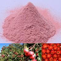 Freeze dried fruit powder,Freeze dried hawthorn berry powder