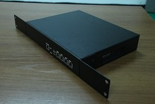 Network Security Embedded Industrial PC ATOM D2550 Dual Core 1.86GHz