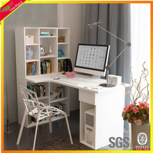 wooden children drawing table and chair in bedroom