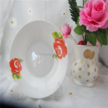 blue white porcelain plate,porcelain triangular plates,plate porcelain