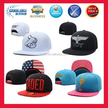Wholesale hip hop cap new brand era-cool hat 6 panel snapback caps