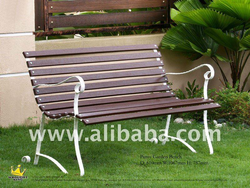 Outdoor furniture garden furniture outdoor bench garden for Better homes and gardens furniture customer service phone number