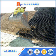 High Tensile Strength Plastic Geocell With Best Quality