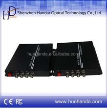 Factory price:Alibaba High rank 4-CH Forward HD-CVI Video,Standalone Converter,SM/20KM,Simplex FC,CE FCC ROHS approved