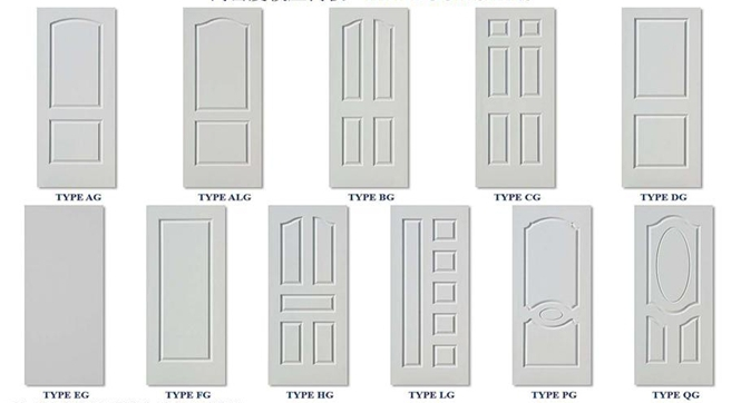 High Quality Interior Hollow Core Mdf Molded Door Buy Mdf Molded