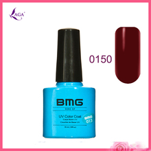 BMG Naill Gel pen nail art plastic nail soak off cap clip uv nail polish remover