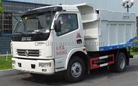 China Dongfeng right hand drive tipper truck for Kenya