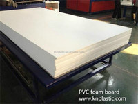 PVC material Foamed forex sheet board panel