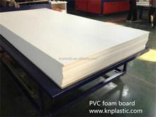 PVC material Foamed forex sheet board panel