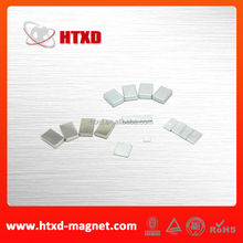 Permanent magnet for industrial use magnetic strip
