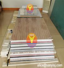 Wood plastic furniture sheet making machine/Pvc foam board machine