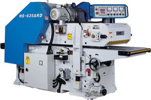 High speed double side planer