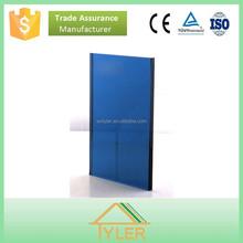 PE Plastic Clear/Blue Self Adhesive Perforated Window Film